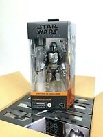 "Star Wars Black Series The Mandalorian Beskar 6"" Mandalorian 01 Action Figure"