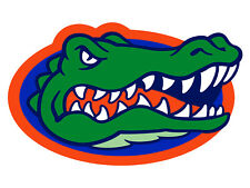 "Florida Gators NCAA Indoor - Outdoor - Car- Truck - Window 4"" x 6.5"""
