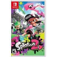 Splatoon 2 Nintendo Switch Brand New Sealed