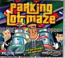 Parking Lot Maze (PC-CD, 2010) for Windows 7/Vista/XP - NEW in Jewel Case