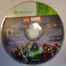 LEGO Marvel Super Heroes (Microsoft Xbox 360, 2013)(DISC ONLY) #8884