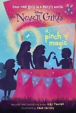 Never Girls #7: A Pinch of Magic (Disney: The Never Girls) (Paperback or Softbac