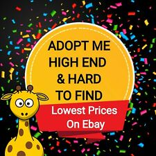-High End and Hard to Find Pets & Items ADOPT now message ME with questions