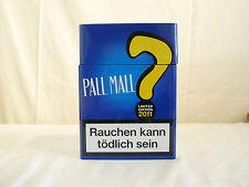 Pall Mall Zigarettenbox Schachtel Metall Blech Sammler Zigartettenstange Dose