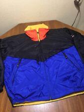 Nautica Competition Reversible Coat Jacket Size Medium