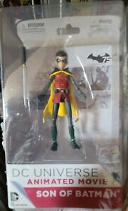 DC Collectibles Batman and Son ROBIN - DAMIAN WAYNE Scale Figure Sealed New MISB