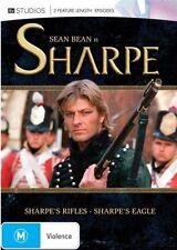 Sharpe's Eagles / Sharpe's Rifles (DVD, 2012)