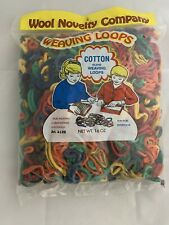 Cotton Weaving Loops 16oz-Assorted, 412