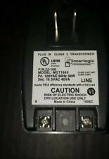 Buy 120 volt transformer to 16 volt 40 va plug in