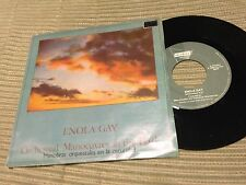 "OMD ORCHESTRAL MANOEUVRES IN THE DARK SPANISH 7"" SINGLE SPAIN DINDISC ENOLA GAY"