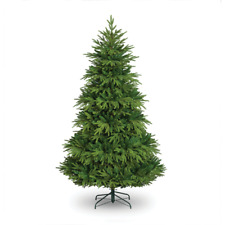 7ft 'Syracuse Spruce' Artificial Christmas Tree Mix Pine / PE 3610 tips Swift