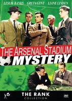 The Arsenal Stadium Mystery [New DVD]