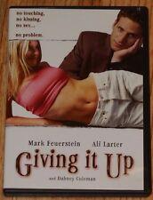 Giving It Up DVD Rare.  Ali Larter, Mark Feuerstein.