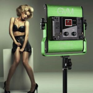 Video Panel Photography Light LED Dimmable Lamp Photo Camera Studio Lighting