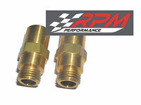 Holley Carburetor ALCOHOL 5/16 Brass Main Jet EXTENSIONS EXTENSION 2 PACK A104-2