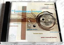 CD THE CONTEMPORARY TRUMPET - Die zeitgenössische Trompete