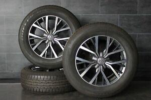 Original VW Tiguan II 5NA Allspace 7J x17 Pouces Jantes ET40 5NA601025A