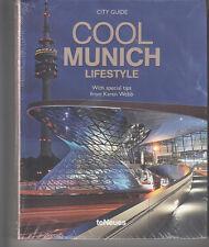 "Neu Buch SC "" Cool Munich - München - Lifestyle - City Guide Reiseführer "" TOPP"
