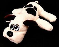"Vintage Pound Puppies Newborns 1985 Tonka 8.5"" White/ Brown Spotted 7813 - RARE"
