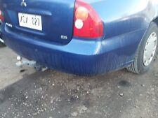 mitsubishi magna tl tw rear bumper bar cover