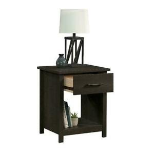 Mainstays Hillside Nightstand, Espresso Finish MS6110001628302