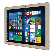 ✅Samsung Galaxy TabPro S SM-W700 256GB, Wi-Fi, 12in Tablet/Laptop Win10 - Gold