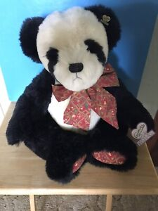 "ANNETTE FUNICELLO PANDA~~~""NUBBY"" (BEAR ONLY) NO BOX & NO COA: Fully Articulated"