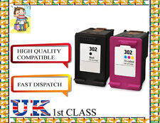 2 Remanufactured hp302BK&C  High Quality Inkjet Cartridges hp nonoriginal