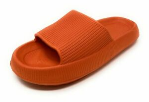 Pillow Slides Sandals Ultra-Soft Slippers Extra Soft Cloud Shoes Anti-Slip Cool