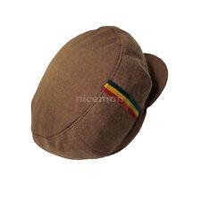 Rasta Handmade Hat Cap Rastafari Reggae Jamaica Caps Negus Marley Hats L/XL