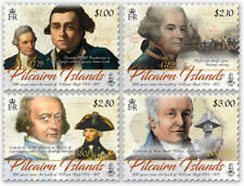 PITCAIRN ISLANDS 2017 COMPLETE YEAR COMMEMORATIVES XF MNH