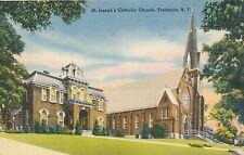 FREDONIA NY – St. Joseph's Catholic Church