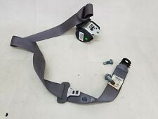 DODGE CALIBER 06-12 5DR REAR DRIVER O/S RIGHT SAFETY SEAT BELT GREY 6035802D5C