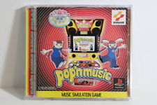 Pop'n Music 1 PS1 PS PlayStation 1 PSX Japan Import US Seller SHIP FAST