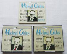 Michael GIELEN/BRAHMS-BRUCKNER-BUSONI-MAHLER-JANACEK-SCHOENBERG 7CD ACCORD(1991)