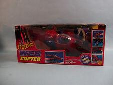 Marvel Comics Spider-Man Web Copter Toybiz See Item Description