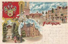 Post Ansichtskarten vor 1914 aus Niedersachsen