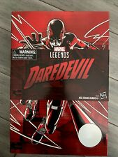"Hasbro Marvel Legends Series Daredevil 12""inch 2017 SDCC Action Figure Exclusive"