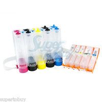 Empty Continuous Ink System for Canon PGi-250 CLI-251 PIXMA iP7250 iX6820 MX922