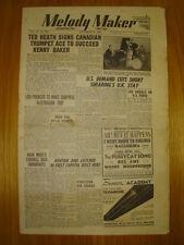MELODY MAKER 1948 NOV 27 TED HEATH LOU PREAGER SHEARING