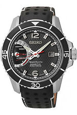 SEIKO SRG019P2,Men's SPORTURA KINETIC,DIRECT DRIVE,Sapphire,NEW,100M WR,SRG019P2