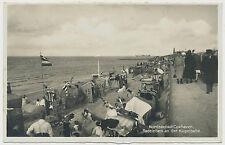 AK nord stabilimento balneare Cuxhaven, vita da bagno (f588)
