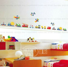 Play car Home room Decor Removable Wall Sticker/Decal/Decoration