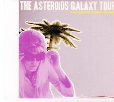 (DZ389) The Asteroids Galaxy Tour, The Sun Ain't Shining No More - 2008 DJ CD