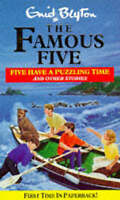 Five Have a Puzzling Time and Other Stories (Red Fox Middle Fiction), Blyton, En