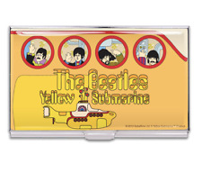 """ACME """"Yellow Submarine"""" Limited Edition Card Case from the Beatles NEW"""