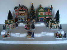 Christmas Village Display Base Platform CH21 Dept 56 Lemax Dickens Snow Village