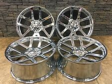 "22"" 22INCH Dodge Ram 1500 SRT10 Style Set of Four New HD Chrome Wheels Rims 2223"