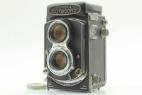 [Exc+5] Minolta Autocord TLR Camera Chiyoko ROKKOR 75mm f3.5 From JAPAN