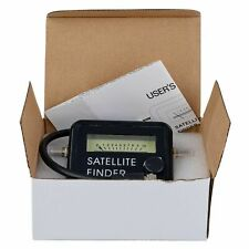 Super Satellite Finder Signal Strength Meter For Sky Freesat Hotbird Dish